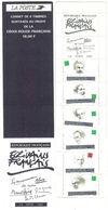 """France Bande-Carnet BC2805 (1993) Neuf ** (Plié) - """"Ecrivains (français) Célèbres """" - Carnets"""