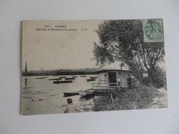 Triel, Garage Et Bateaux De Pêche. - Triel Sur Seine