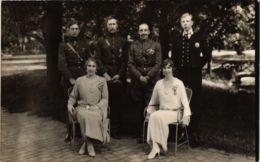 CPA La Famille Royale BELGIAN ROYALTY (827945) - Königshäuser