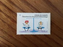 Conseil De L'Europe 2013 - Y&T 156 - Neuf** - Service