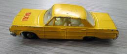 Chevrolet Impala Taxi - Matchbox Series N°20 - Matchbox (Lesney)