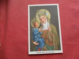 Sainte Anne De Beaupre  Ref 3256 - Saints