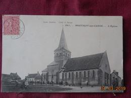 CPA - Montigny-sur-Cannes - L'Eglise - Francia