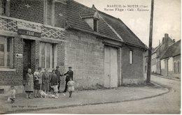 """60 MAREUIL LA MOTTE """"CAFE EPICERIE Maison Fège"""" - France"""