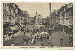 """MALINES-Les """"Bailles"""" De Fer... Animé  Marché... - Mechelen"""