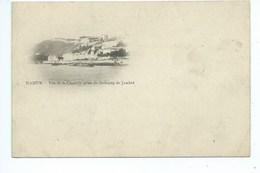Namur Vue De La Citadelle Prise Du Faubourg De Jambes ( Carte Précurseur ) - Namur