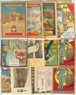 (*). (1932ca). Interesante Conjunto De Libritos Y Tarjetas Postales De Felicitaciones Navideñas De Los Carteros Entre 19 - Spain
