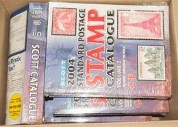 (2004ca). Colección Completa De Catálogos Scott Del Año 2004 (seis Volúmenes). A EXAMINAR. - Spain