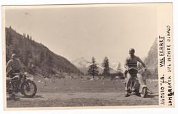 MOTO SCOOTER - LAMBRETTA + MOTO GUZZI - FOTO ORIGINALE - Automobiles