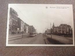 Wenduyne Boulevard De Smet De Nayer Tram - Cartes Postales