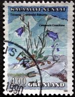 Greenland   1990  Flowers MiNr.205  (O) ( Lot B 2053 ) - Groenlandia