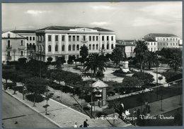 °°° Cartolina N. 100 Termoli Piazza Vittorio Veneto Nuova °°° - Campobasso