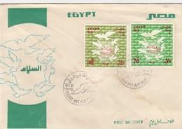 COVER EGYPT. FDC 1979 - Égypte