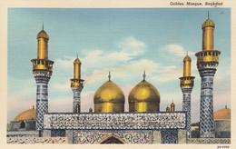 Golden Mosque , BAGDAD , Iraq , 30-40s - Iraq