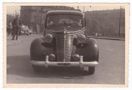 """AUTOMOBILE - FIAT """" 1100 B """" - FINE ANNI '40 - FOTO ORIGINALE - CAR - Automobili"""