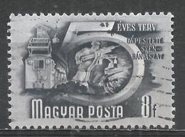 Hungary 1951. Scott #945 (U) Coal Mining * - Oblitérés
