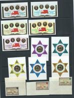 Tonga 1970 Commonwealth Membership Postage Air & Official Airmail Self Adhesive Set 13 MNH - Tonga (1970-...)