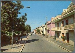 °°° Cartolina N. 107 Ururi Corso Nazionale Viaggiata °°° - Campobasso
