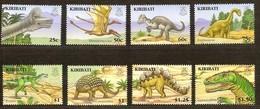 Kiribati 2006 Yvertn° 615-622  *** MNH Cote 17,50 Euro Faune Préhistorique - Kiribati (1979-...)