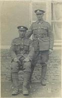 WW1 - 2 CORPORALS ~ A VINTAGE POSTCARD #84942 - Guerre 1914-18