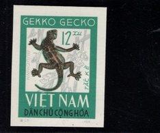 744499469 POSTFRIS  MINT NEVER HINGED EINWANDFREI SCOTT 414 REPTILES IMPERFORATED YEAR 1966 - Viêt-Nam