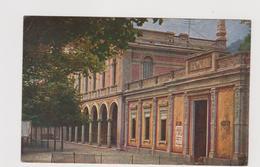 SAN PELLEGRINO (BG) , Fonte E Porticato  - F.p. -  Anni '1910 - Bergamo