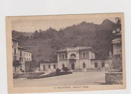SAN PELLEGRINO (BG) , Stazione Terme - F.p. -  Anni '1920 - Bergamo