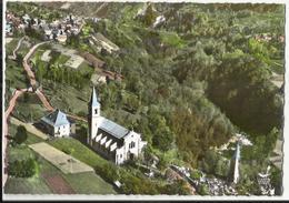 73. En Avion Au-dessus De ST-COLOMBAN-des-VILLARDS (Savoie) Alt 1100 M. - L'église - Autres Communes