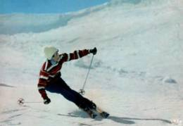 CPSM - SPORT D'HIVER - SKI - Les Joies De La Neige - Winter Sports
