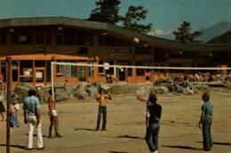 CPM - VOLLEY-BALL - Montricher-Albanne - STATION - AUX KARELLIS - Place Du Forum - Volleyball