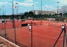 CPM - TENNIS - SCIACCA MARE (Italie) - SITAS  S.P.A. - Les Cours ... - Tennis