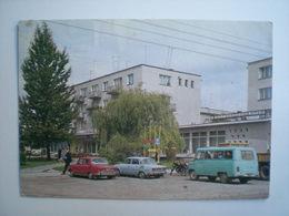 Pologne Polska Poland Oldtimers Veteran Cars Coches Voitures Collector Zambrow - Polonia