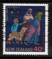 NEW ZEALAND  Scott # 837 VF USED (Stamp Scan # 478) - New Zealand
