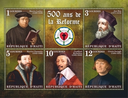 REFORMATION 500th LUTHER HUS CHEMNITZ ZWINGLI PROTESTANTISM RELIGION [HA07] - Christianisme