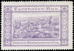 Prag: Totale Von Prag Reklamemarke - Cinderellas