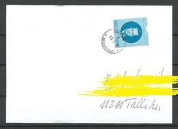 ESTLAND ESTONIA 2019 Inlandbrief Domestic Letter - Estland
