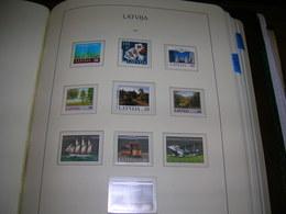 Lettonia PO 1999 Palazzo    Scott.495 See Scan On Leuchturm Page; - Lettonia
