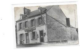 Saint-léger-des-vignes - Bureau De Poste - Frankreich