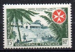 Col 13 / AEF Afrique Equatoriale N° 237  Neuf XX MNH  Cote : 2,50 € - A.E.F. (1936-1958)