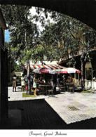 [MD3018] CPM - GRAND BAHAMA - FREEPORT - THE FRENCH SIDEWALK CAFE IN THE INTERNATIONAL BAZAR - Viaggiata 1988 - Bahamas