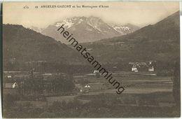 Argeles-Gazost Et Les Montagnes D'Azun - Argeles Gazost