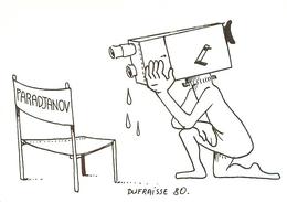 Carte Illustration   Signée   Dufraisse 80  -  Paradjanov           AH1195 - Autres Illustrateurs