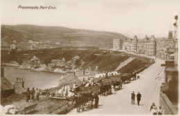 PC76598 Promenade. Port Erin. Milton. Woolstone Bros - Postkaarten
