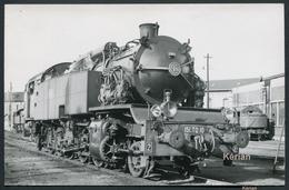 Photo G.F. FENINO - Locomotive SNCF Type 151.TQ N°10 - Voir 2 Scans - Treni