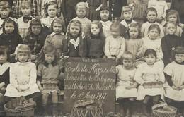 +++ CPA - Photo Carte - Foto Kaart - Ecole De NAZARETH - Monastère De BERLAYMONT - Rue Archimède - 1917   // - Onderwijs, Scholen En Universiteiten