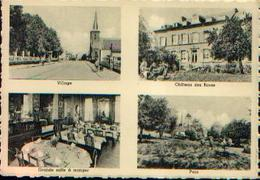 GISTOUX « Château Des Roses » - Ed. P.I.B. Bxl - Chaumont-Gistoux