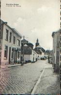 WAUTHIER – BRAINE « L'entrée Du Bourg » - Imprimerie-Papeterie Mme M. Boucar, Wauthier-Braine - Kasteelbrakel