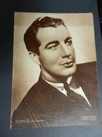 8e) ROBERT TAYLOR FOTO METRO GOLDWIN MAYER - Foto