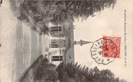 """Cachet Convoyeur """"Bressuire A Tours 1931"""" Frappe Superbe Luxe 2 Scans - Postmark Collection (Covers)"""
