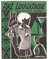 Scoutisme Art Louveteau Par FAUCON TENACE, Illustré Par Paul Breydel Editions Le Lasso 1938 - Scouting